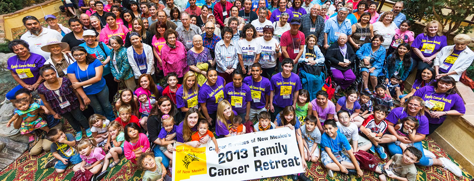 2013 Fall Family Cancer Retreat