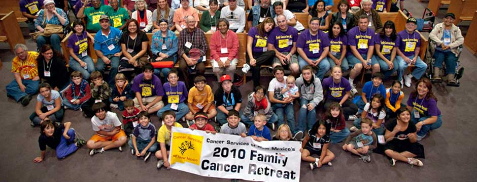 2010 Family Cancer Retreat